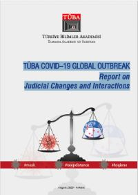 Report on determinatıon of the legal problems due to COVID–19 outbreak and solution proposals at national and international level